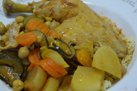 couscous WEIGHT WATCHERS COOKEO