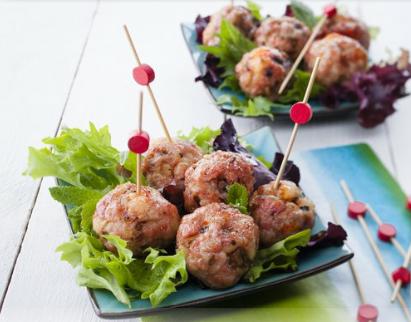 Porc aux crevettes recette cookeo