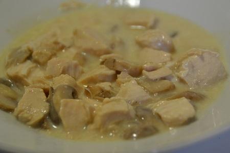 Fiche cookeo escalope poulet moutarde