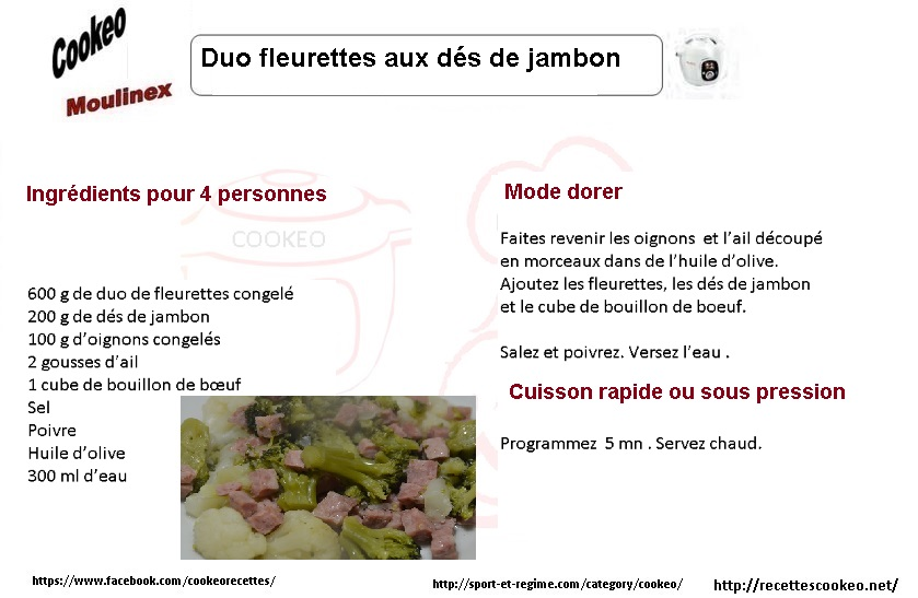 duo fleurettes