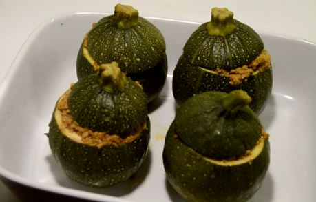 Fiche cookeo courgettes farcies weight watchers
