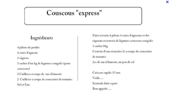 cookeo-couscous