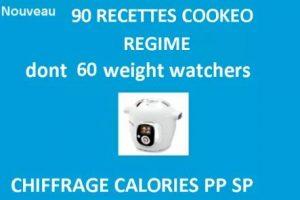 90 recettes minceur cookeo PDF gratuit