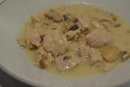 Recette cookeo dinde crème fraîche