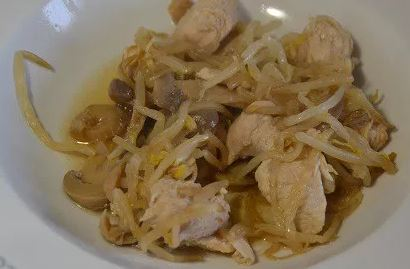 Poulet soja recette cookeo