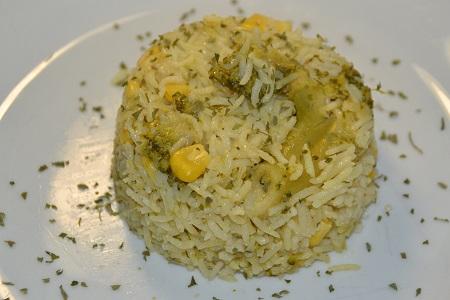 Riz mais brocolis recette cookeo