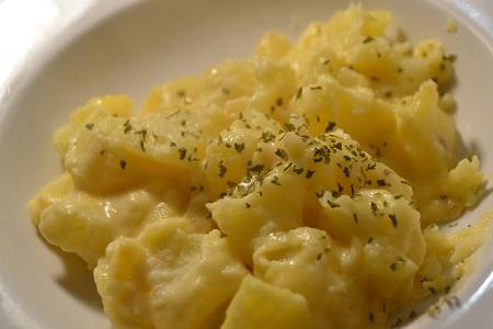 Pommes de terre cheddar cookeo