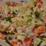 salade pommes de terre maison
