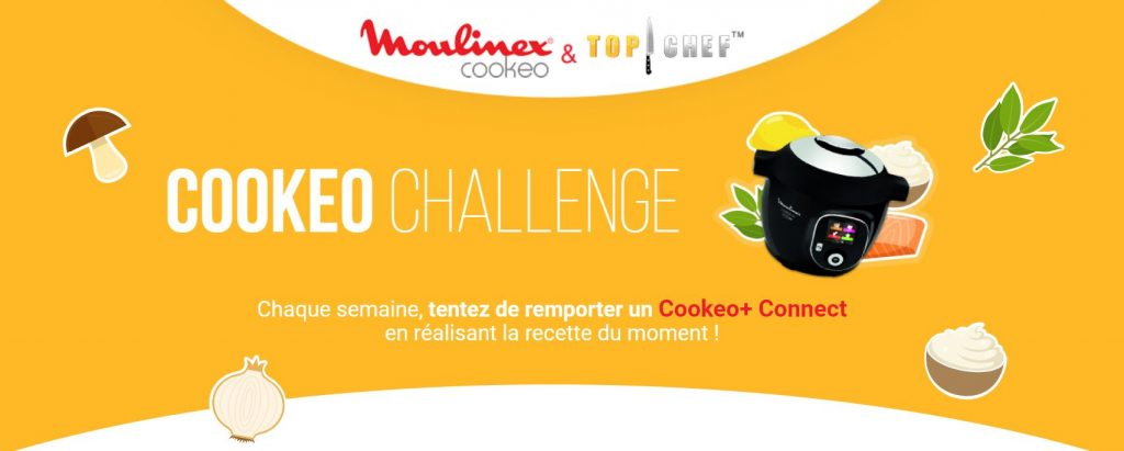cookeo challenge