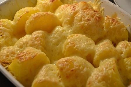 Gratin de pommes de terre cookeo