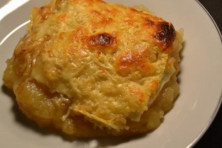 Gratin pommes de terre rissolées cookeo