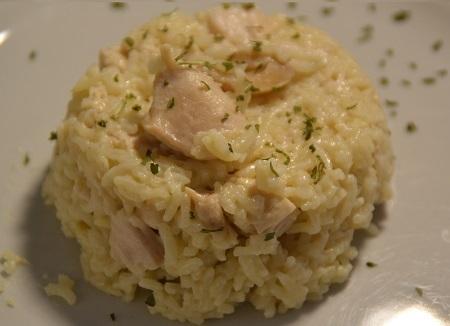 One pot riz poulet recette cookeo