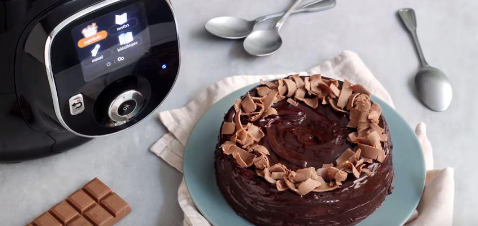 Moelleux chocolat Cookeo Moulinex