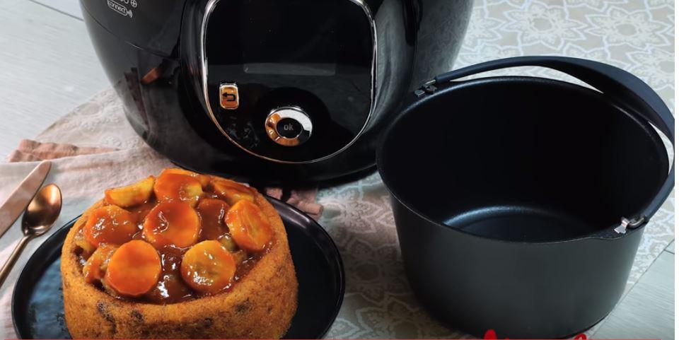 Breadcake banane raisins recette cookeo Moulinex