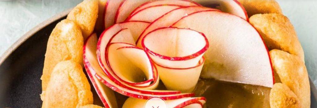 Charlotte aux pommes recette cookeo