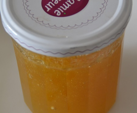 Confiture pêches recette cookeo