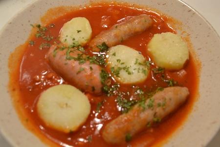 Mini saucisses tomates recette cookeo